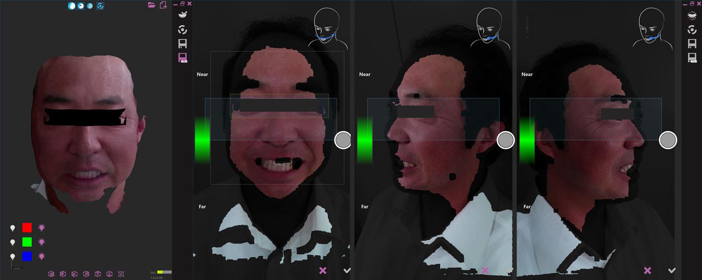snap facescanner